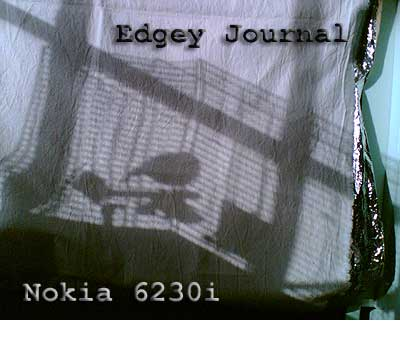 Edgey Journa 2006